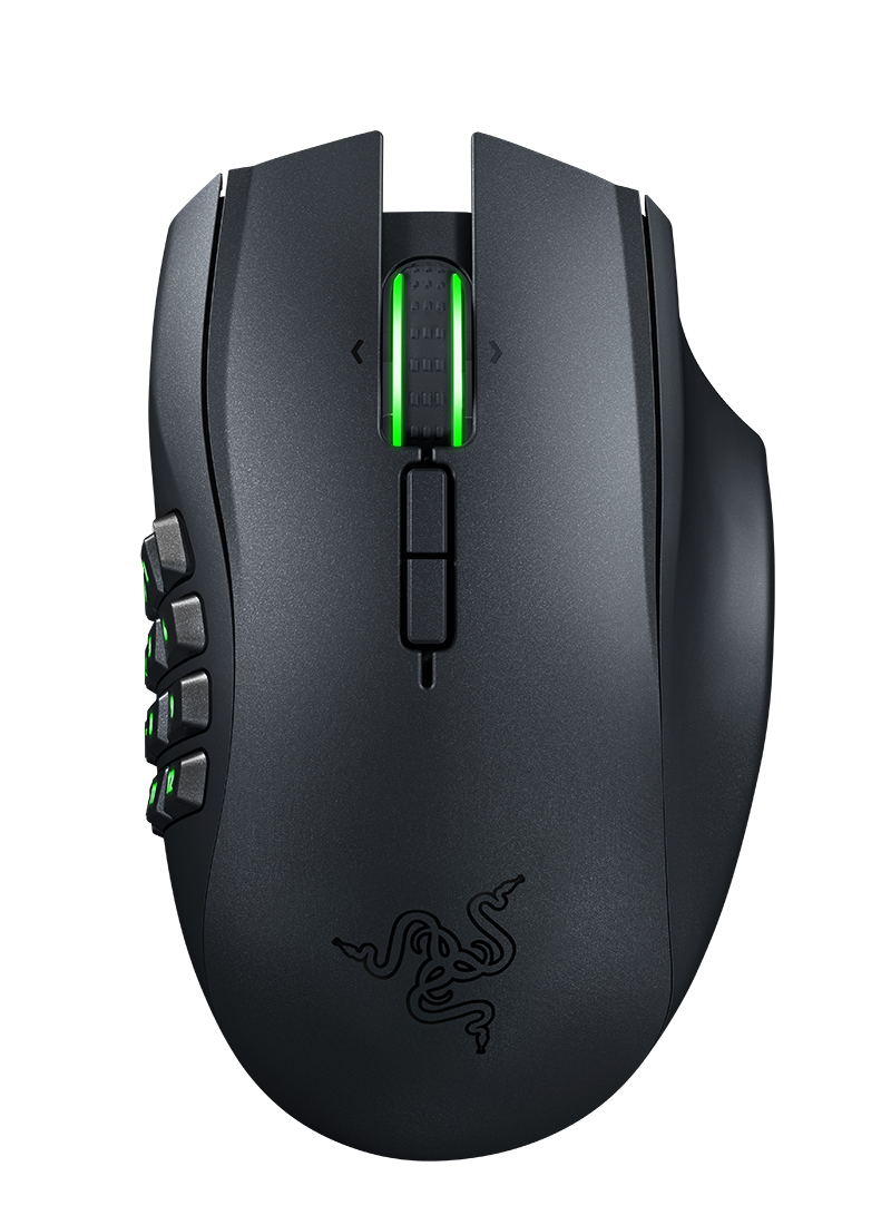 Razer Announces Naga Epic Chroma Wireless MMO Mouse - Legit Reviews