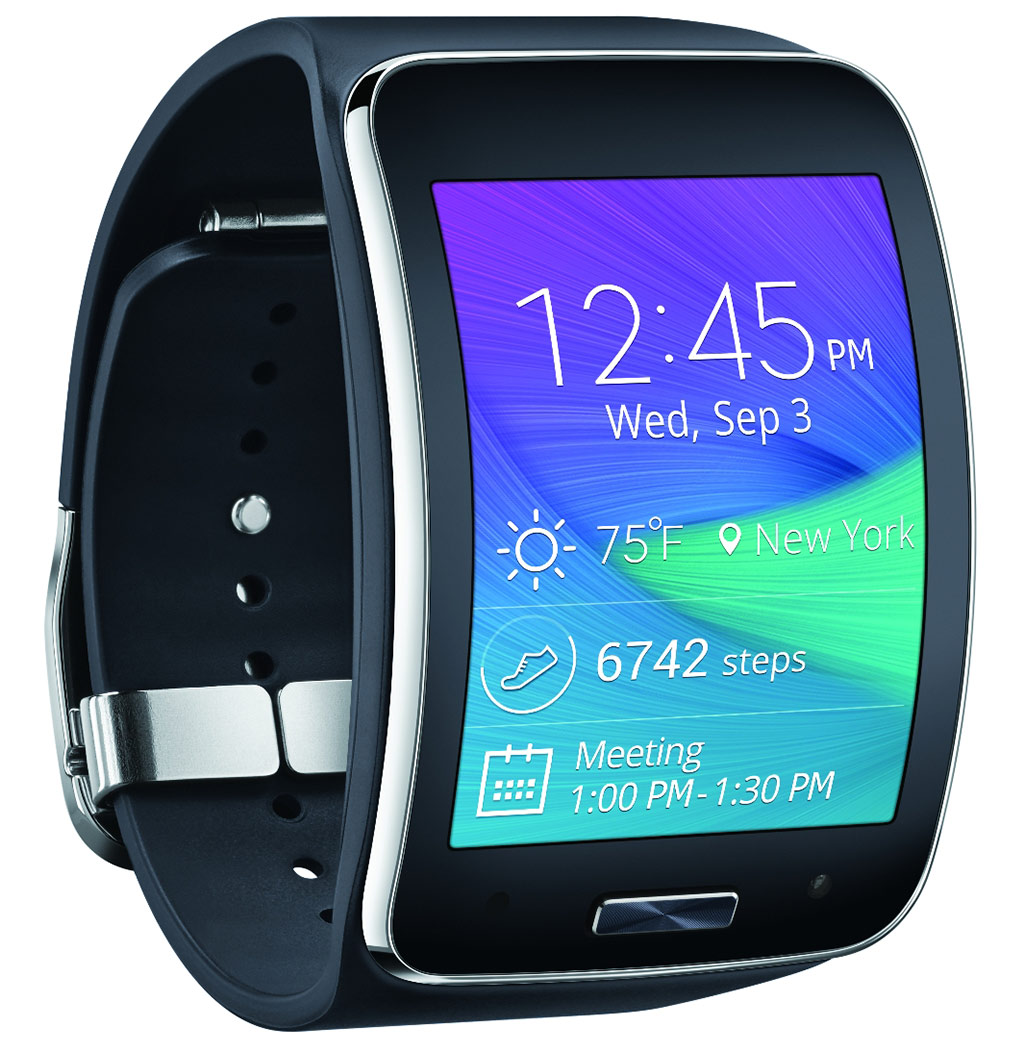 Samsung Gear S Comes to ATT on November 7th For $199.99 ...