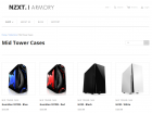 NZXT Armory Website