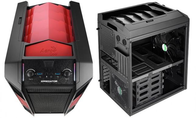 Aerocool presents Xpredator Cube series