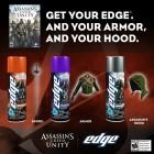 Assassins Creed Edge Gel
