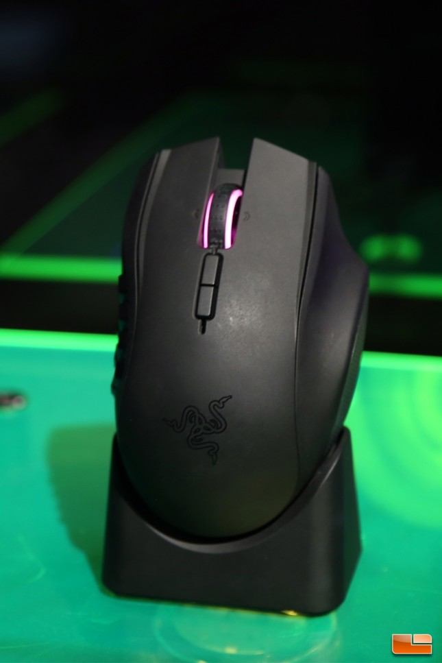 Razer Shows Up To Blizzcon With Their Newest Releases