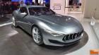 Maserati Alfieri Concept Front