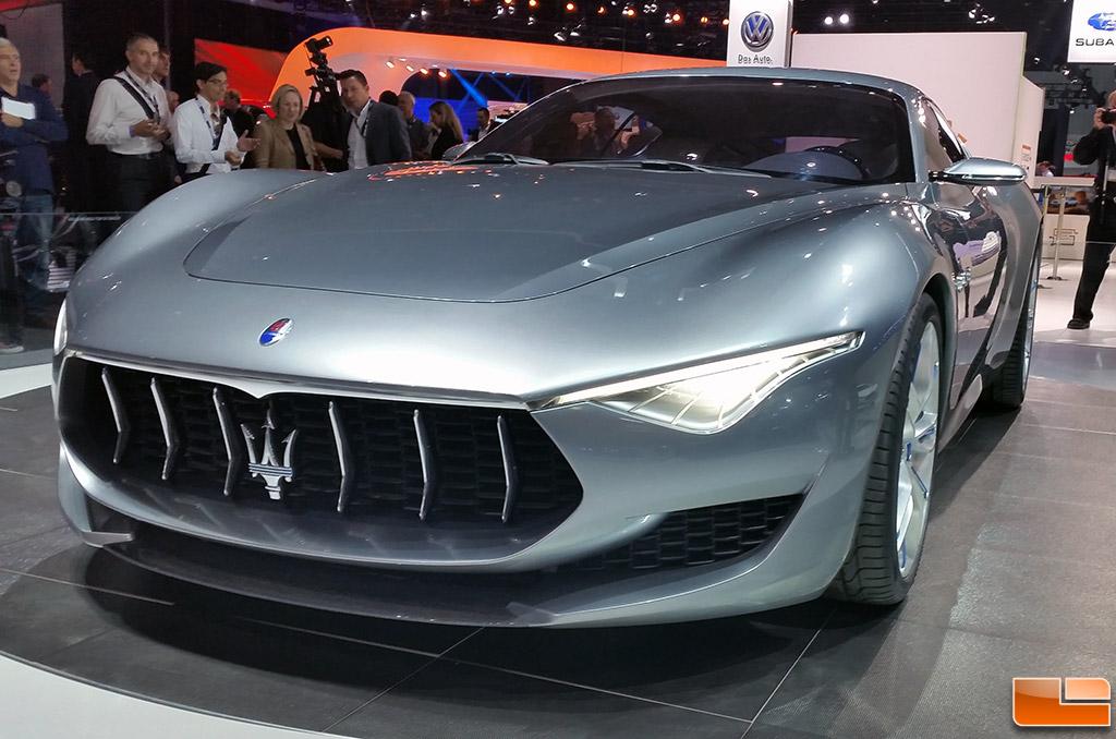 Maserati Alfieri Concept Car Spotted In La Legit Reviews