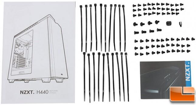 NZXT-H440-Razer-Packaging-Accessories