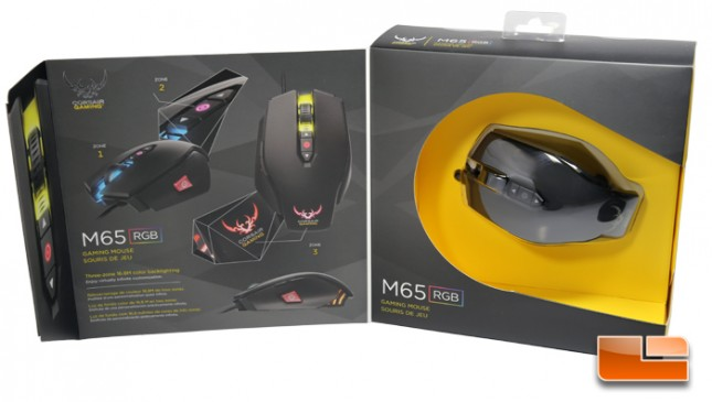 Corsair Gaming M65 RGB
