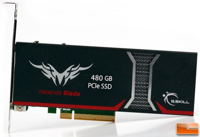 G.SKILL Phoenix Blade 480GB PCIe