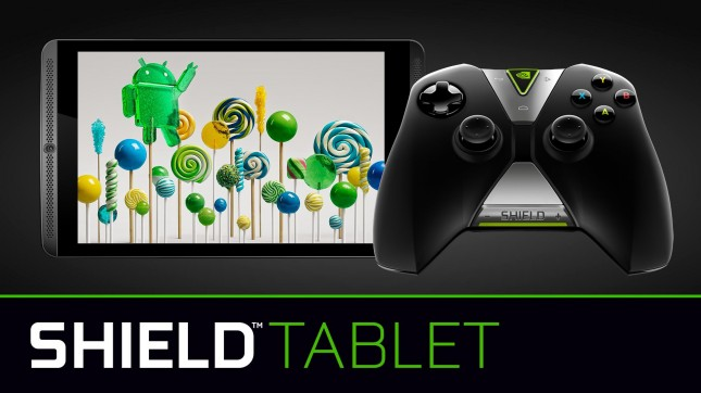 NVIDIA SHIELD Tablet Getting Android 5.0 and GRID Gaming Services on Nov 18th
