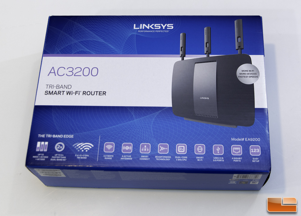 Linksys ea9200 ac3200 tri band smart wi fi router reviewlinksys linksys ea9200 greentooth Gallery