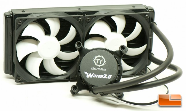 Thermaltake Water 3.0 Extreme S AIO CPU Cooler Review ...