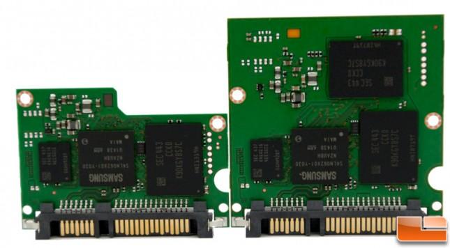 Samsung 850 EVO PCB