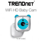 TRENDnet WiFi HD Baby Cam