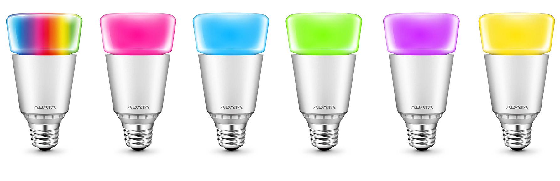 Adata Launches 16 Million Color Aura Led Bulb Legit Reviews