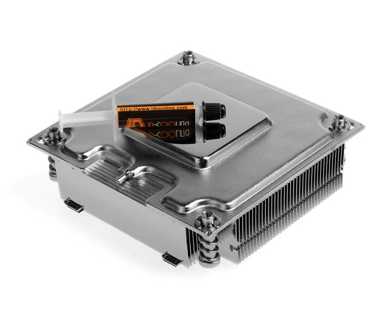 Id Cooling Releases Vapor Chamber Cpu Cooler For Mini Itx