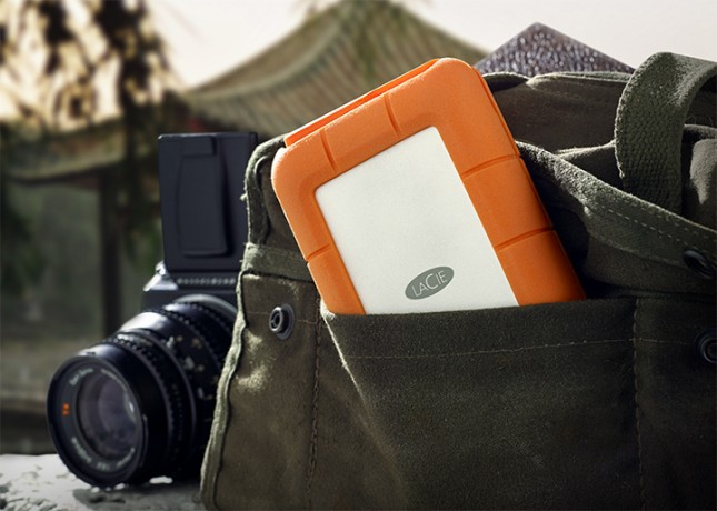 LaCie Rugged RAID: Twice the Speed, Twice the Capacity, Total Confidence