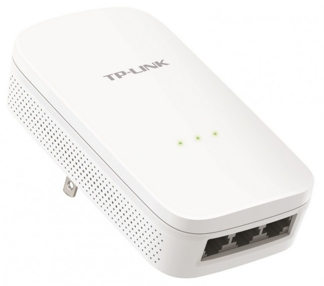 TP-LINK Unveils AV1200 Gigabit Powerline Adapter