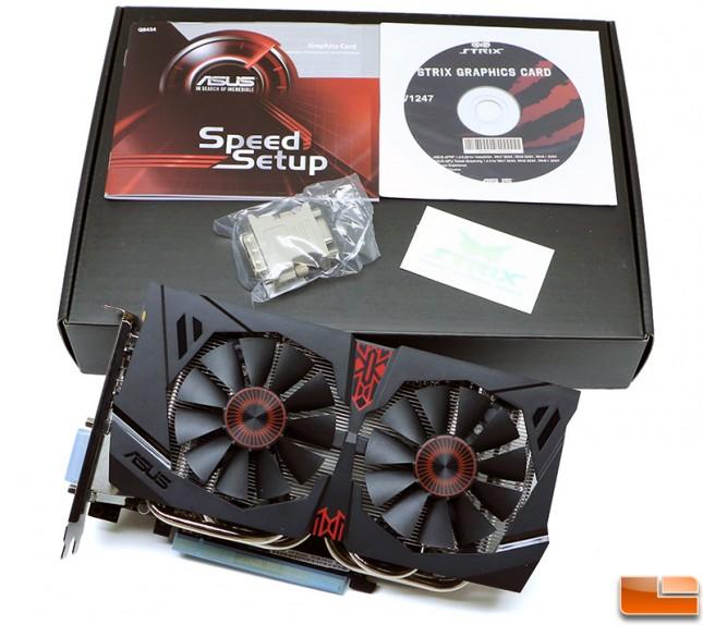 ASUS GeForce GTX 960 Video Card Bundle