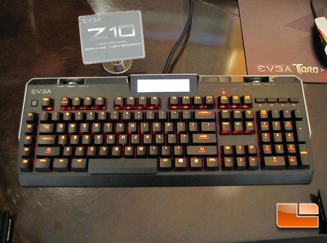 eVGA-Z10-Keyboard
