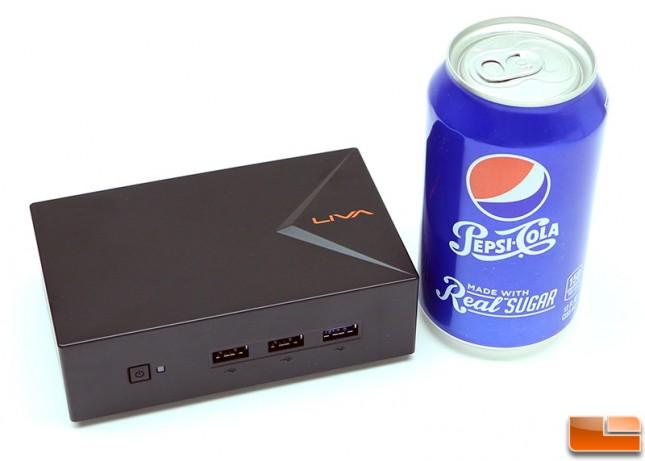 ECS LIVA X 64GB Mini PC