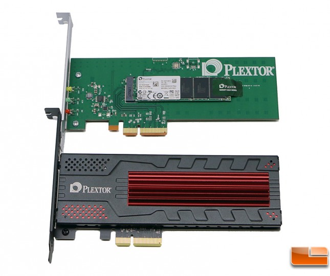Plextor M6e and M6e Black