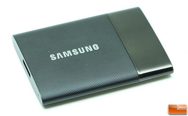 Samsung Portable SSD T1 Drive