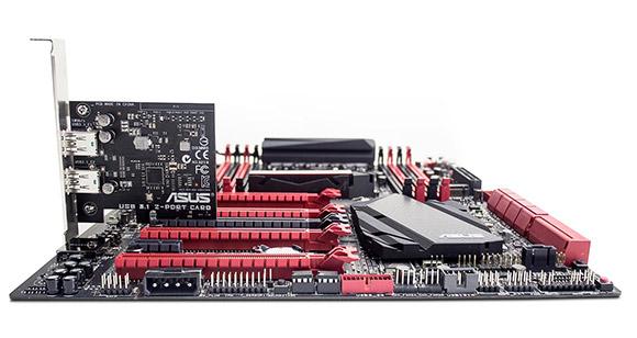 ASUS USB 3.1 Card