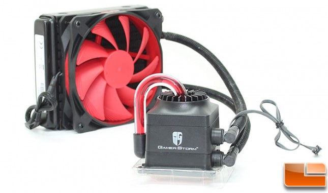 DEEPCOOL Gamer Storm CAPTAIN 120 CPU Liquid Cooler