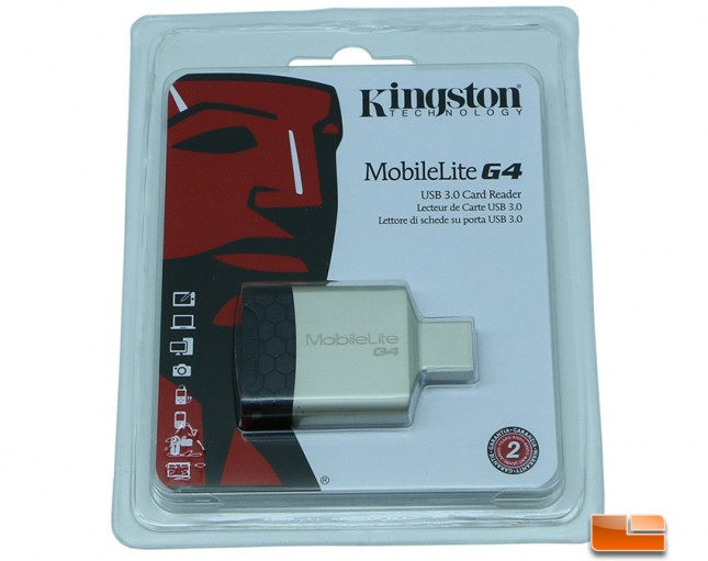 Kingston MobileLite G4 FCR-MLG4