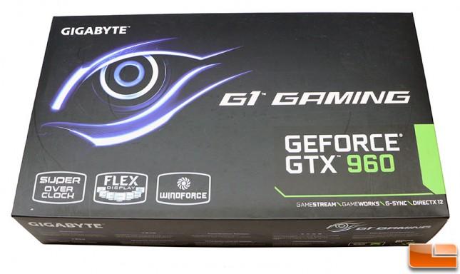 Gigabyte GV-N960G1 GAMING-2GD