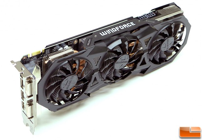 Gigabyte GV-N960G1 Video Card