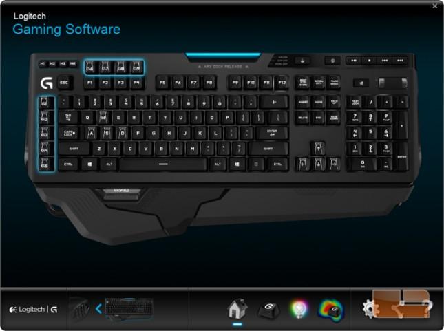 Logitech G910logitech Gaming Software