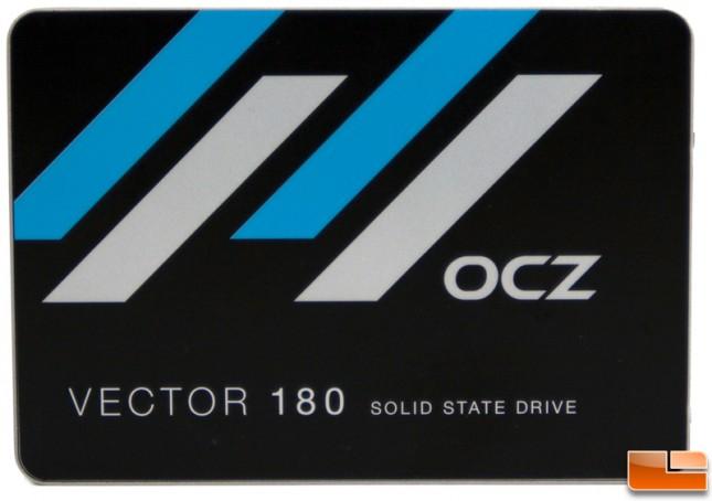OCZ Vector 180 480GB Front