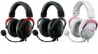Kingston Cloud II Gaming Headsets