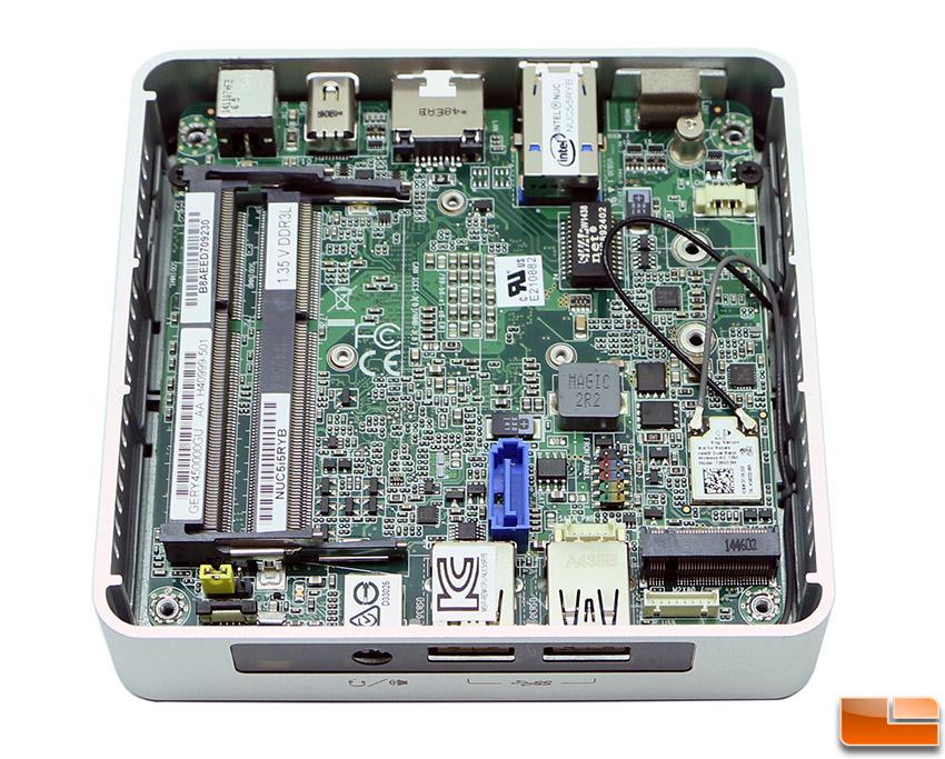 Intel Nuc Kit Nuc5i5ryk Review Broadwell Comes To Nuc