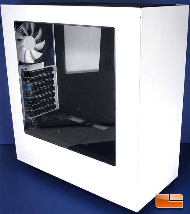 NZXT S340 Mid-Tower Chassis