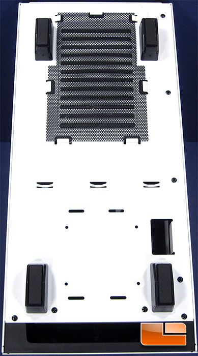 NZXT S340 Mid-Tower Chassis Bottom Panel