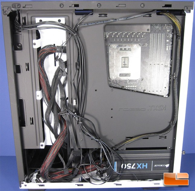 NZXT S340 Cable Management