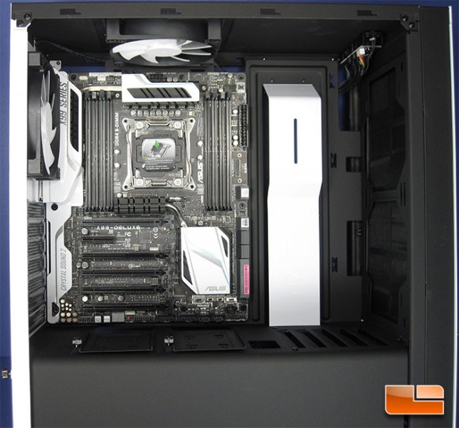 NZXT S340 Motherboard Installation