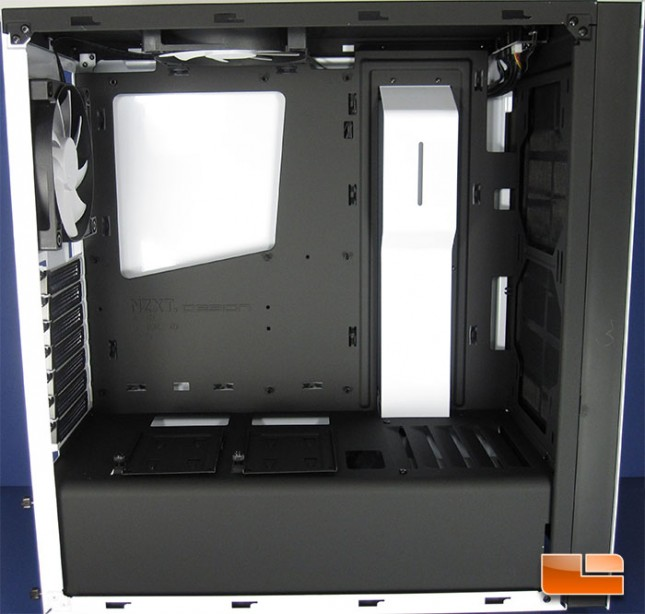 NZXT S340 Mid Tower Motherboard Tray