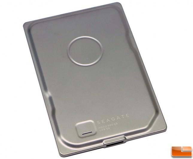 Seagate Seven 500GB External Drive
