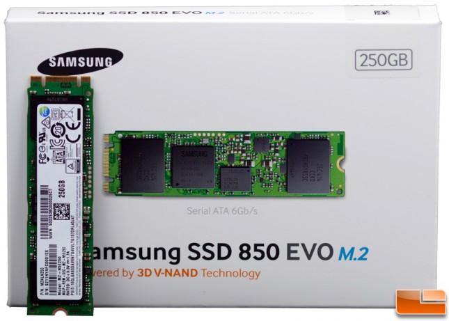 Samsung EVO 850 M.2