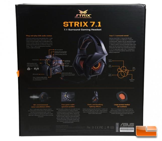 ASUS Strix 7.1
