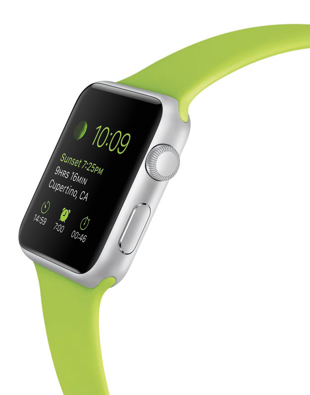 Sunrise Apple Watch Apple Watch Encourages You to