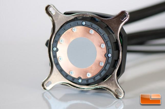 Corsair H100i GTX Cold Plate