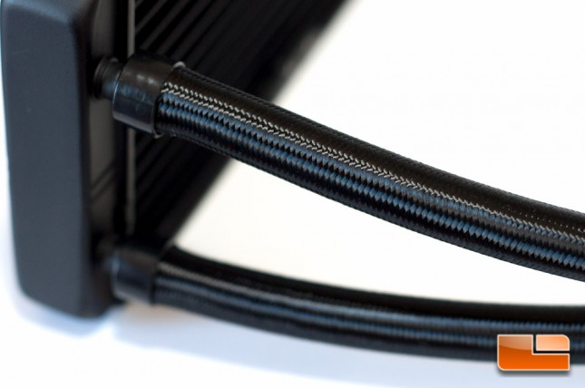Corsair H100i GTX Braided Hoses