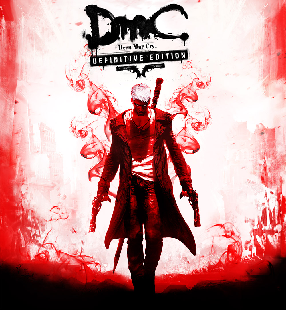 DmC Devil May Cry: Definitive Edition Available Now