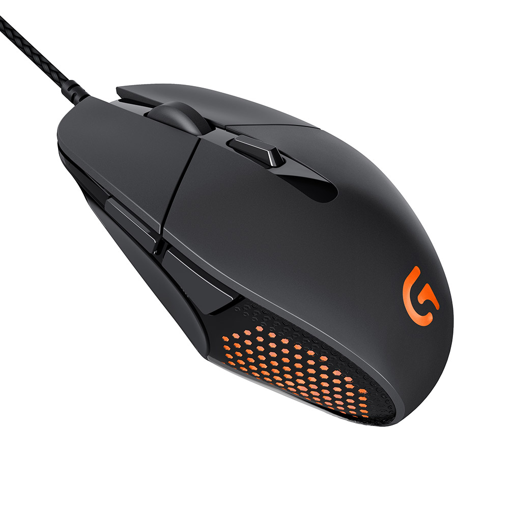 how to clean roller on a gaming mouse