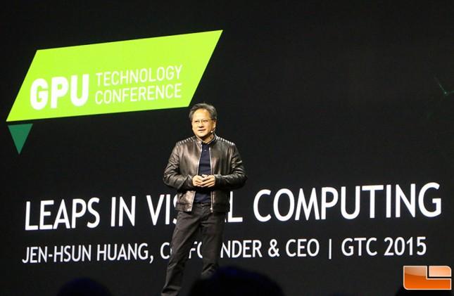 NVIDIA GPU Tech Conf-2