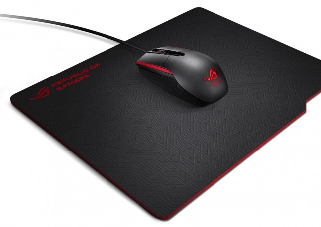 ASUS Sica Mouse and Whetstone Mouse Pad