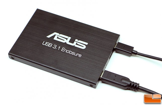 USB 3.1 Enclosure